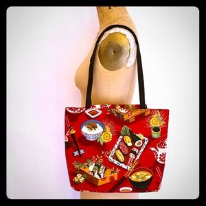 Handbags - Japanese Food Sushi handbag